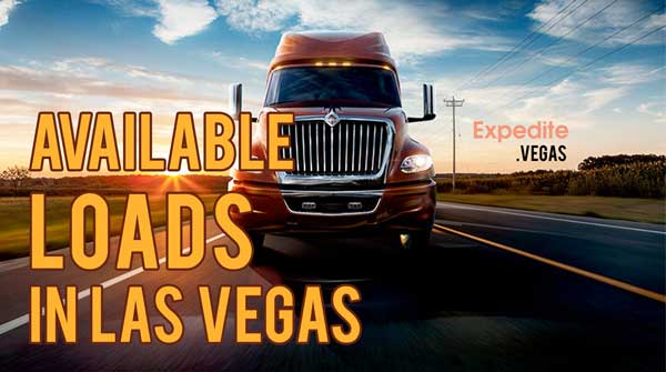 available loads las vegas