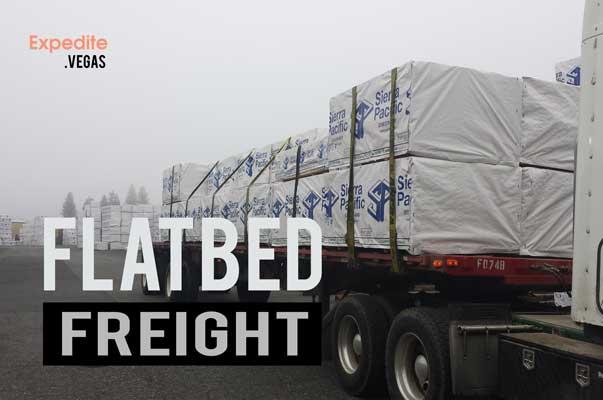 flatbed freight las vegas