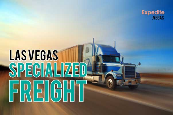 las vegas specialized freight