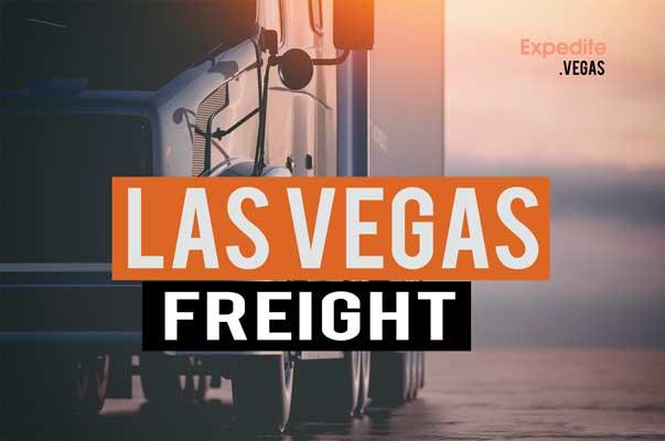 las vegas freight