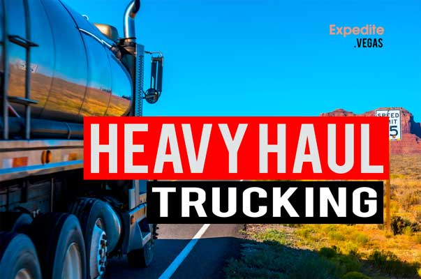 Heavy Haul Trucking Las Vegas