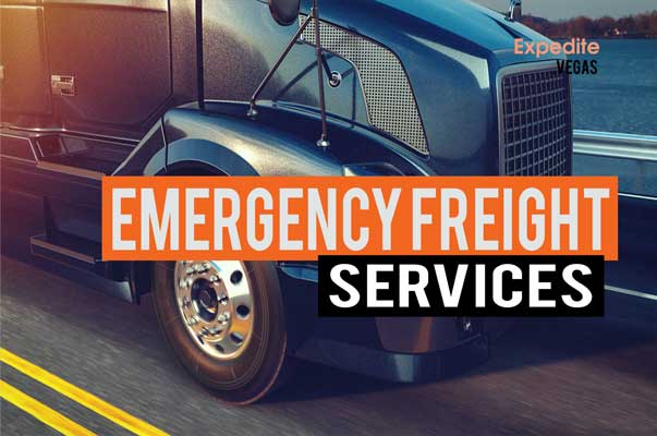 Emergency Freight Services Las Vegas