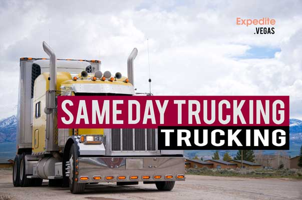 Same Day Trucking Las Vegas