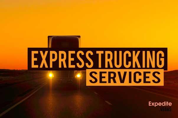 las vegas express trucking