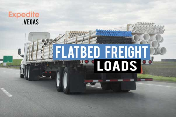 Flatbed Freight Loads